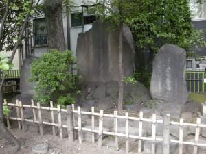 吉田松陰終焉の地