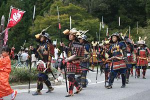 小谷城ふるさと祭り