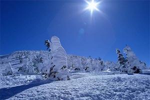 スキー(伊吹山・余呉)