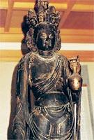 十一面観音立像(国宝) 向源寺(高月町)