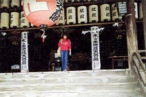 日本三大地蔵のひとつ「木之本地蔵院」にお越しやす