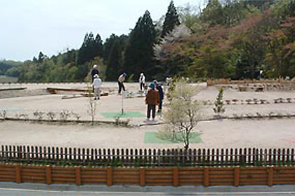 須賀谷グランドゴルフ場