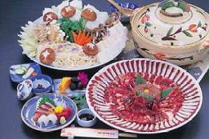 【期間限定!!!】家庭では味わえない味 かも鍋プラン!!